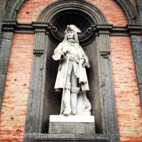 Who's who at the Royal Palace of Naples