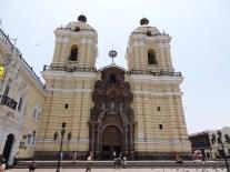 Saint Francis Cathedral & Monastery, Lima Peru