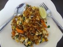 Thai Food in Chiang Mai - Pad Thai