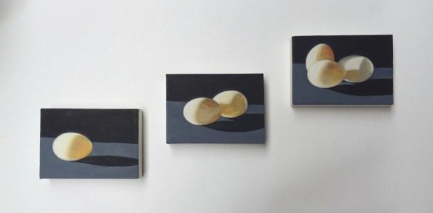 'Flying Duck Eggs'