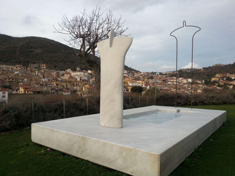 Il museo Nivola a Orani