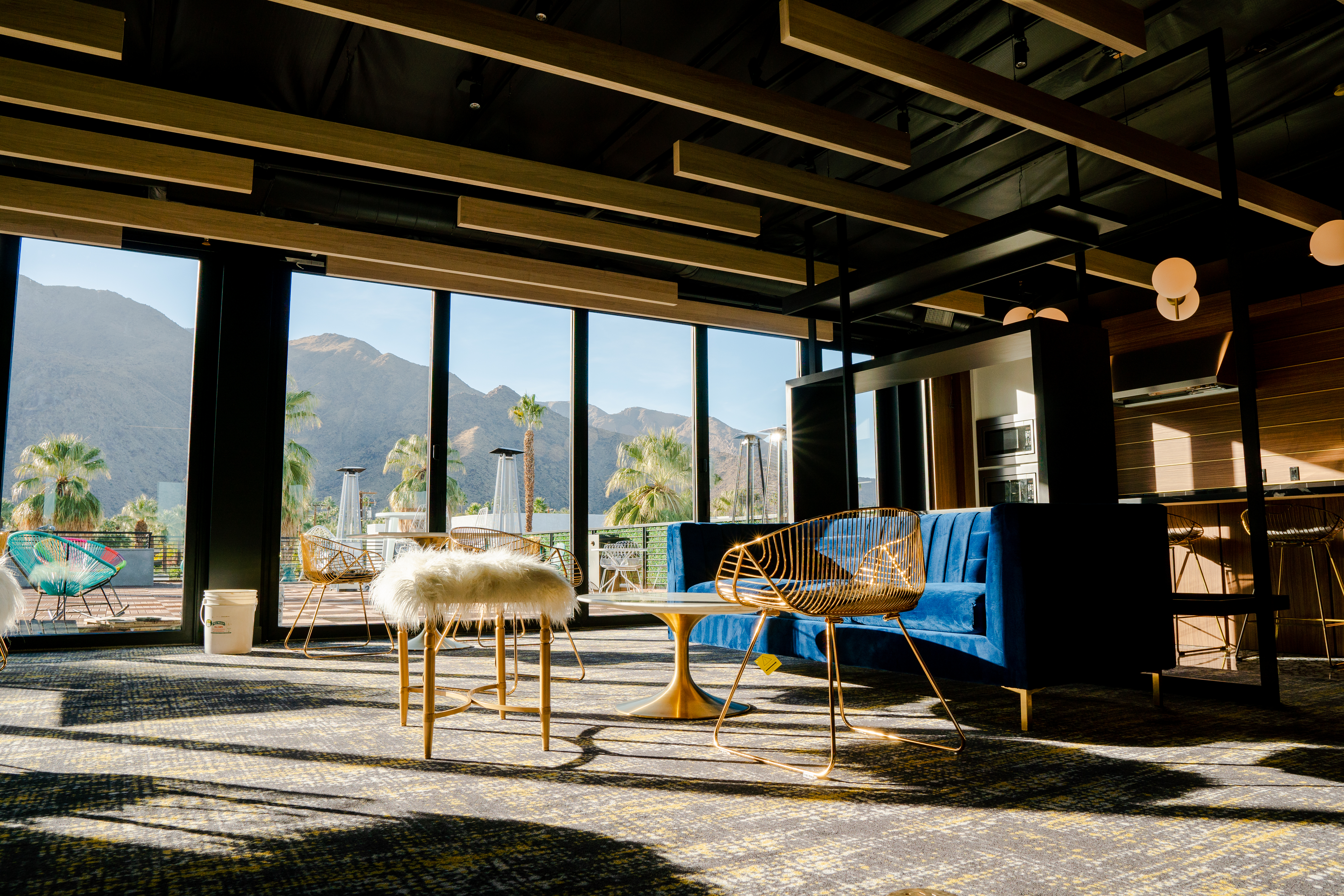 The Flannery Exchange - Luxury Events Space with a View of San Joaquin Mountains