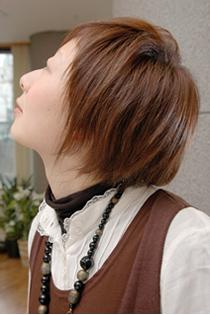 カット・ヘアカラー 横浜市、青葉区、藤が丘、美容室、フラップヘアー