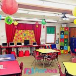 Classroom Reveal Using My Primary Paisley Decor Pack Flapjack