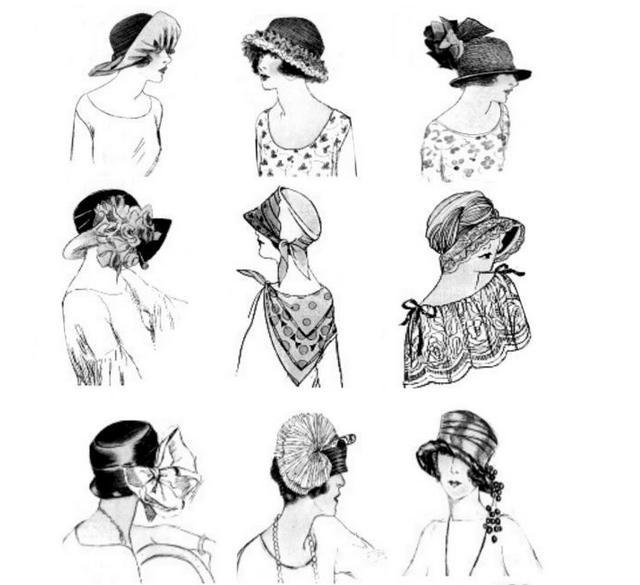 Flapper's Fashion