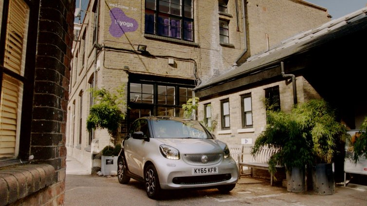 fortwo Test Drive Review