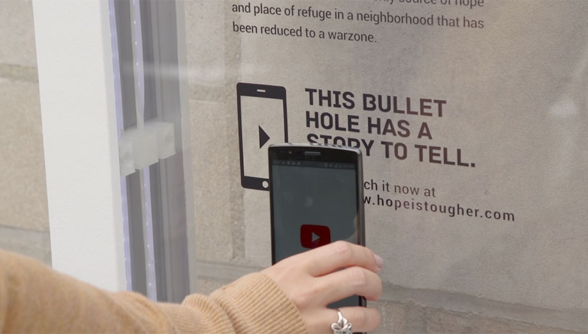 The Bullet Hole Transplant