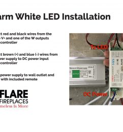 warm white led installation guide [ 1024 x 789 Pixel ]