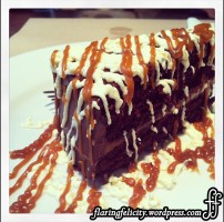 Sweet Nothings - my sinful craving from Kitchen