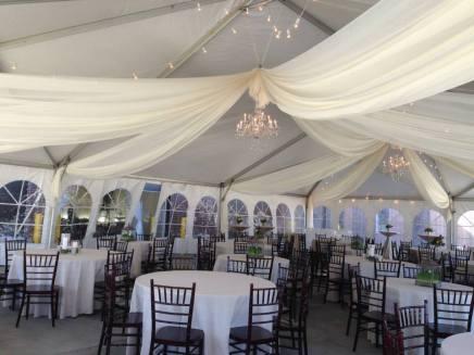 Sheer-Draping-inside-40-x-60-foot-jumbo-track-tent-at-grand-opening