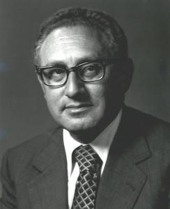 Henry Kissinger, 1977
