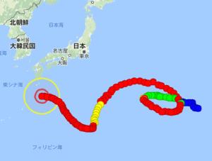 81台風5号-1