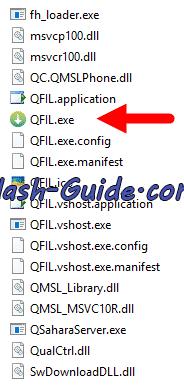 qfil launch - Elephone U Pro