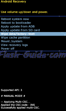 How To Flash Stock Rom Firmware On Samsung SM-G925R7