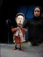 Le Montreur De Marionnette Dans Pinocchio : montreur, marionnette, pinocchio, Flash, Marionnettes, Chroniques, Pinocchio