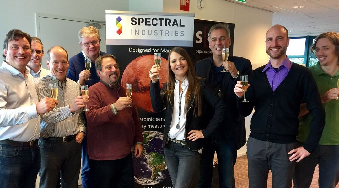 Flash Photonics announces partnership with SPECTRAL industries