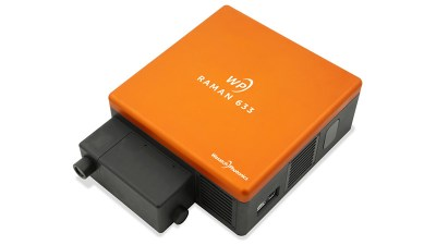 Flash Photonics Wasatch Raman 633 Orange