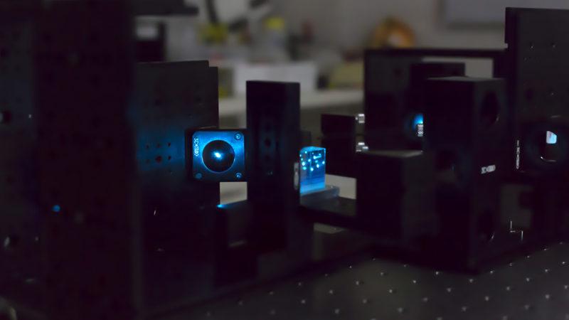 Flash Photonics 3DOptix Lab Testing