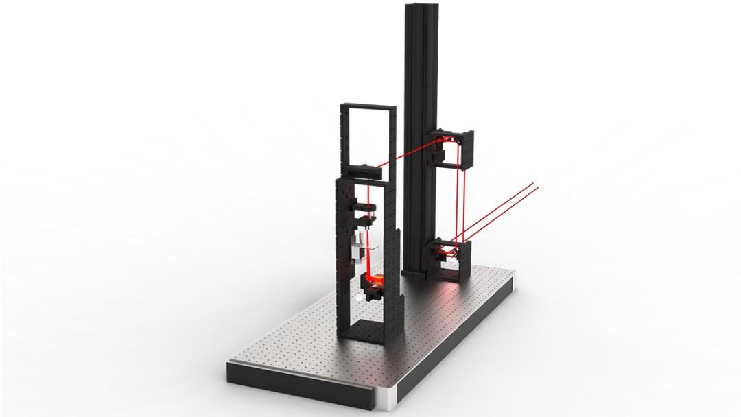 Flash Photonics 3DOptix Virtual Cage