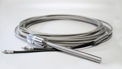 Front Surface Fluorescence Probe