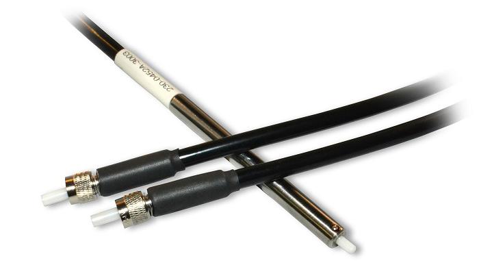 Bifurcated Fiber Optic Cables
