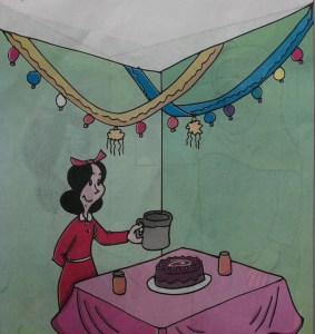 قصة فطومة 4 - قصص أطفال - قصص قصيرة قبل النوم