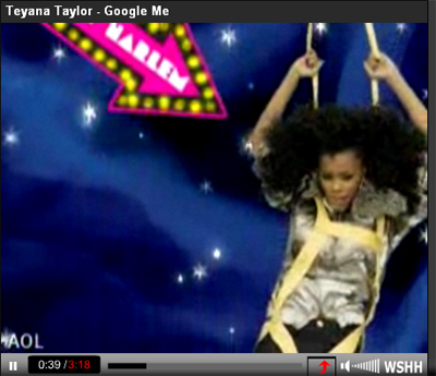 Teyana Taylor Google Me