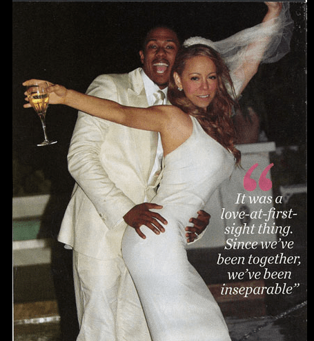 Mariah Cary & Nick Cannon