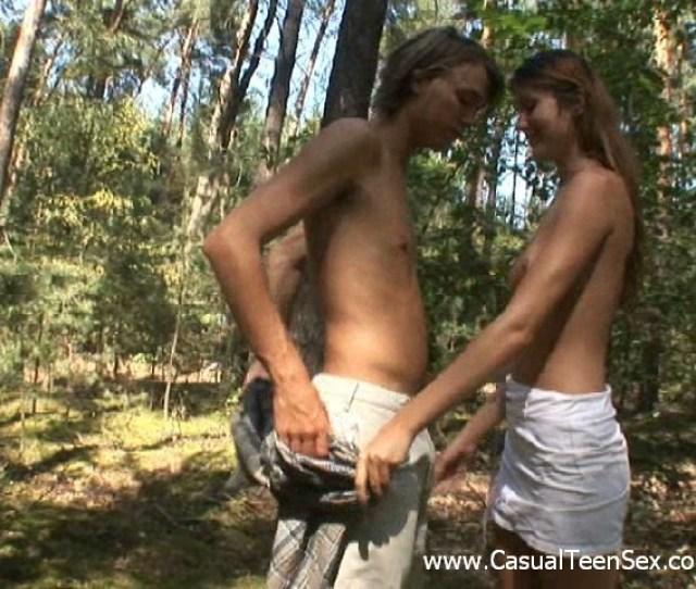 Videos Hot Teen Couple Outdoor Spring Thomas Interracial