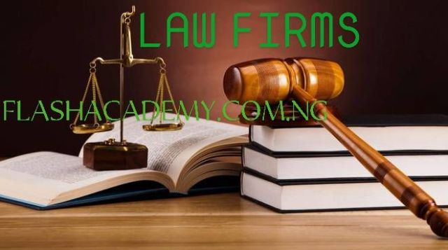 Top best Law Firms In Nigeria