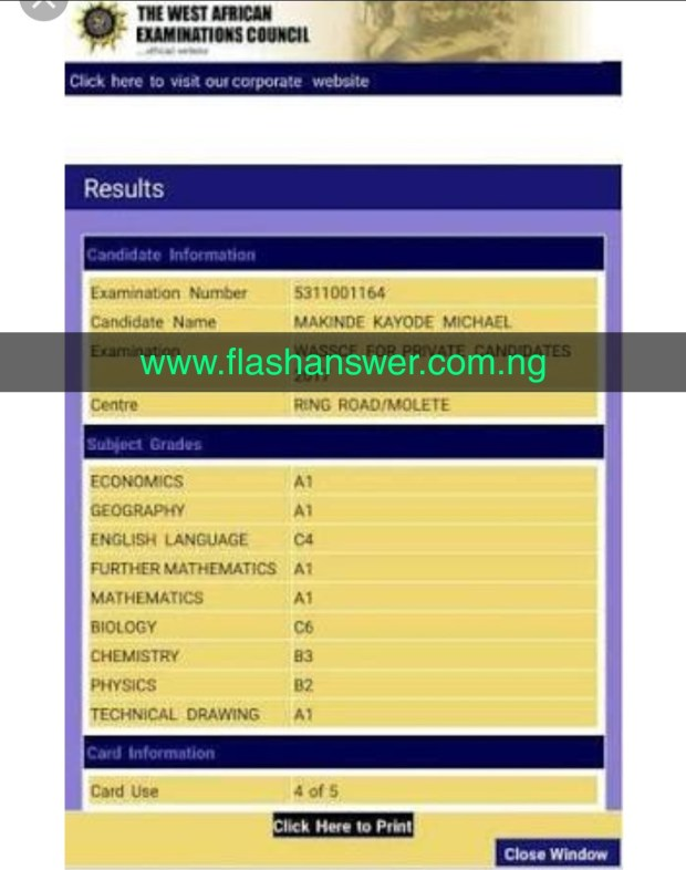 2019/2020 WAEC SSCE QUESTIONS AND ANSWERS / EXPO / RUNS