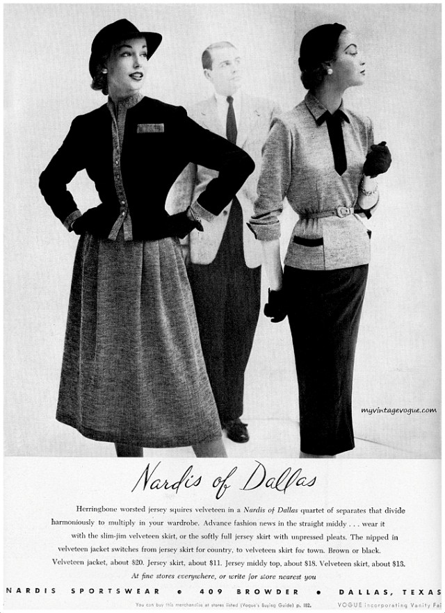 """Clothing Manufacturers In Dallas : clothing, manufacturers, dallas, Nardis, Dallas:, Fashion, Connection, Between, """"The, Show"""", Kennedy, Assassination, Flashback, Dallas"""