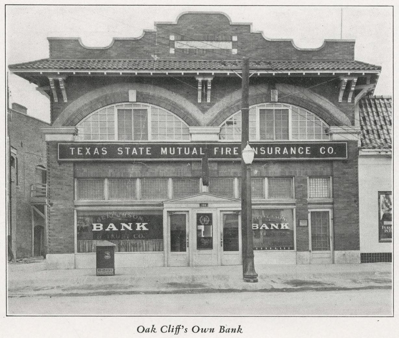 Oak Cliff A City Within A City 1929 Flashback Dallas