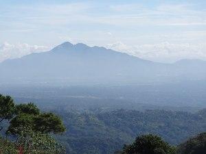 Mount Makiling view (Tagaytay, Cavite)