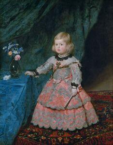 La Infanta Margarita by Diego Velázquez