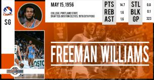 Freeman Williams