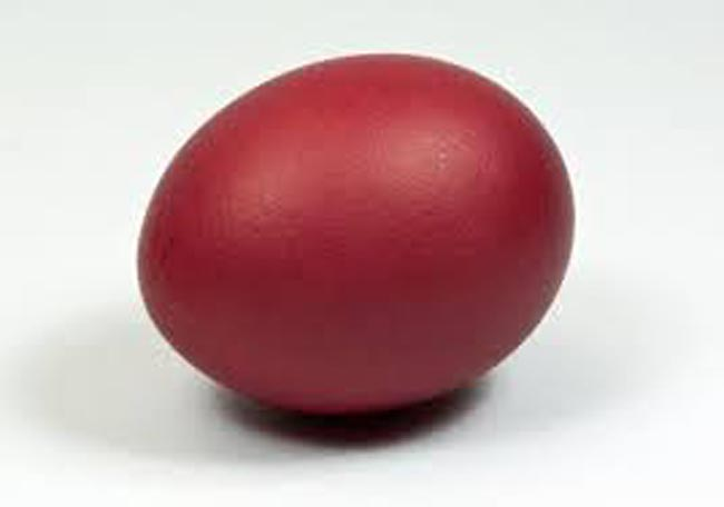 A history of Easter Eggs dipped in Christian blood and
