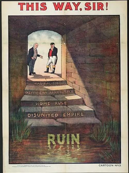 Home Rule British Political Anti And ProIrish