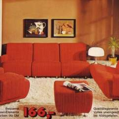 70s Sofa Next Day Delivery Uk A Tour Of Groovy 1970s Sofas Flashbak Vintage Red Couch