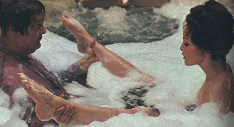 Julie Newmar In Playboy Photos And On Growing Old  Flashbak