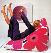Chairs Gone Wild: Funky Places To Sit In The Seventies ...
