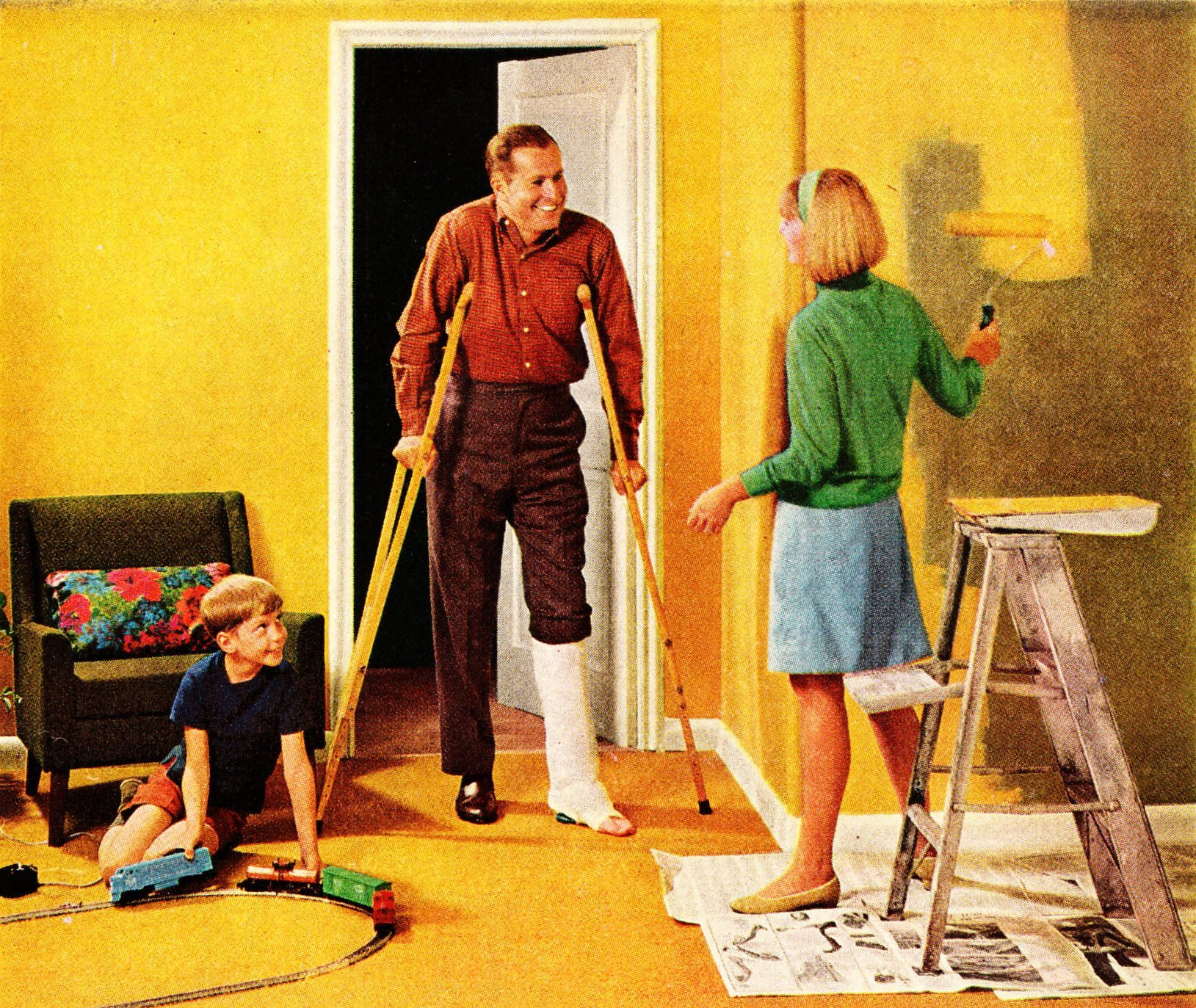 The 1970s vs Today 5 Big Changes in The American Home  Flashbak