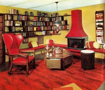 Retro Interior Design Ideas