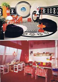 Magical Mystery Dcor: Trippy Home Interiors of the 60s ...