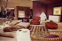 """When Living Rooms Went Brown: """"Earth Toning"""" of American ..."""