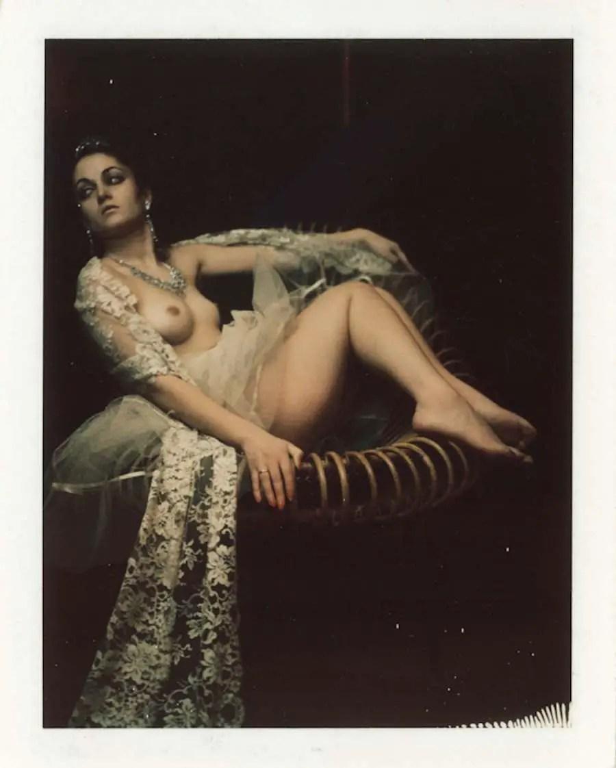 Architect Carlo Mollinos Secret Stash of Erotic Polaroids