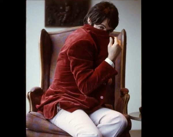 Paul McCartney, Los Angeles, 1968