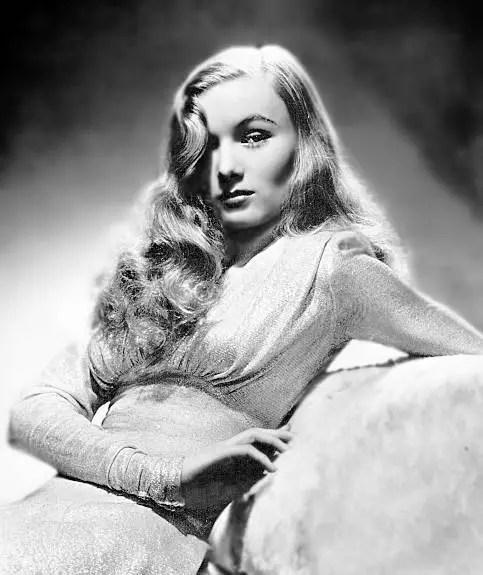 The PeekABoo Girl Gets Cut In 1943 Veronica Lake Saved America And A Million Womens Hair