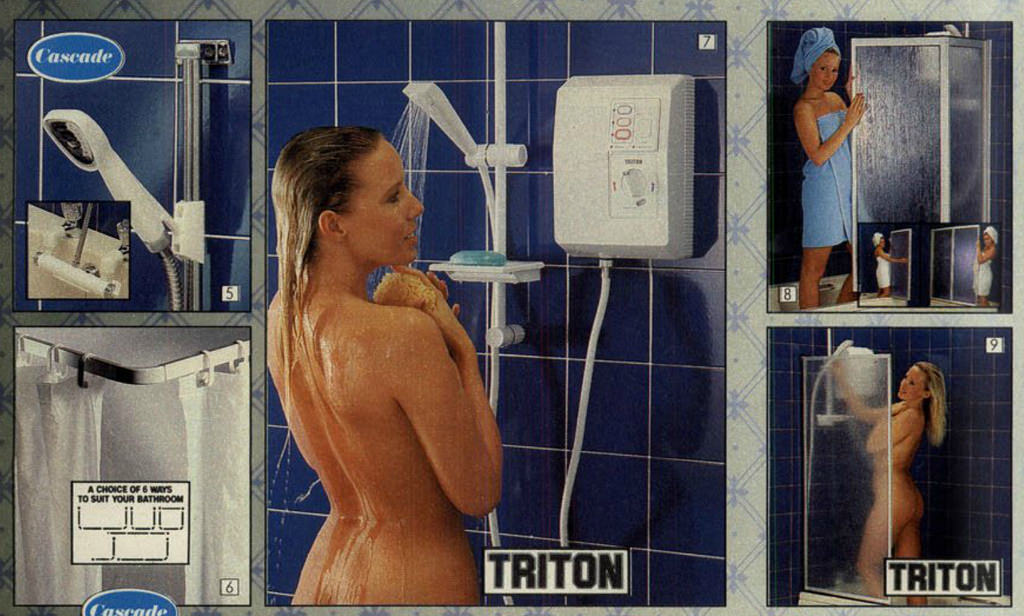 Gratuitous Nudity In Argos Catalogues 19821989