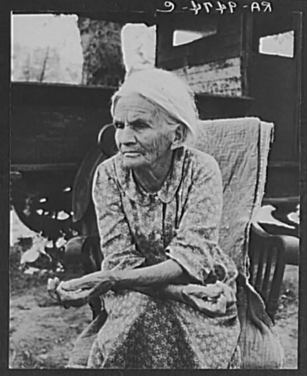 Dorothea Lange Great Depression Dust Bowl